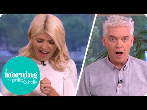 Holly and Phillip Have Their Minds Blown by More of Steve Wilson's Life Hacks | This Morning