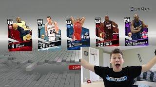 OMG NBA 2K17 PACK OPENING!!