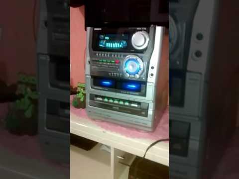Aiwa NSX T76 ótimo aparelho