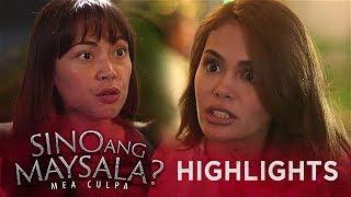 Fina confronts Lolita about the fake DNA results   Sino Ang Maysala