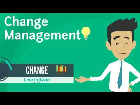 CHANGE MANAGEMENT - Learn and Gain | Explained using Car Batter Replacement | Change Types
