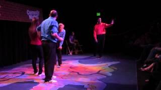 Improv Colorado-Genre Roller Coaster 032115