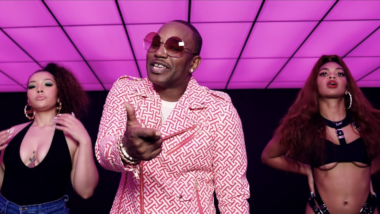 Cam'ron - Believe In Flee (Official Music Video)