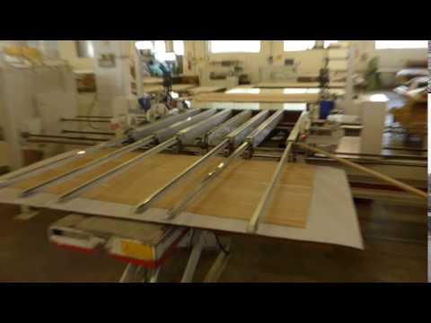 KUPER KUPER EMZ Veneer Splicing Machine