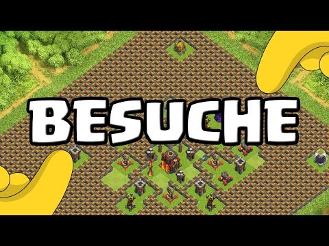 NEUE DORFBESUCHE! || CLASH OF CLANS || Let's Play CoC [Android iOS PC]