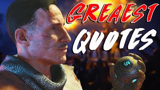 Primis Edward Richtofen's GREATEST Quotes of All Time (Call of Duty Zombies Greatest Hits)