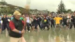 World Record Haka Attempt Nelson New Zealand 100911.wmv