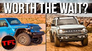 Wrangler vs. Defender vs. 4Runner vs. Bronco: Here's Are The Pros & Cons of Each!