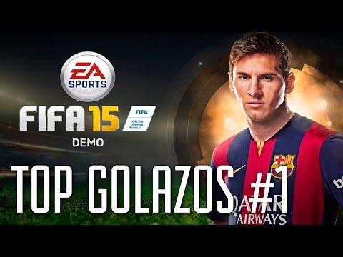 FIFA 15: Top de los golazos que nos habéis mandado