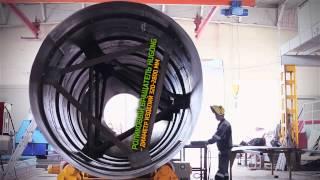 видео завод по производству металлоконструкций