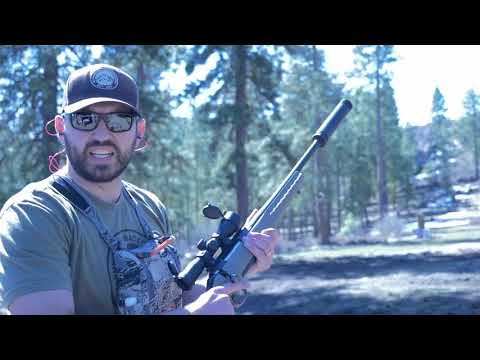 Hunting 101 - Suppressors For Hunting & Shooting