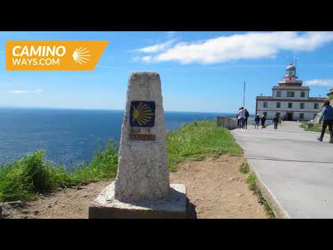 Finisterre Way (Santiago- Muxia)   CaminoWays.com