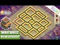 NEW! Clash of Clans Town Hall 8 (TH8) War Base 2018 !! NEW TH8 War Base Layout – Clash of Clans