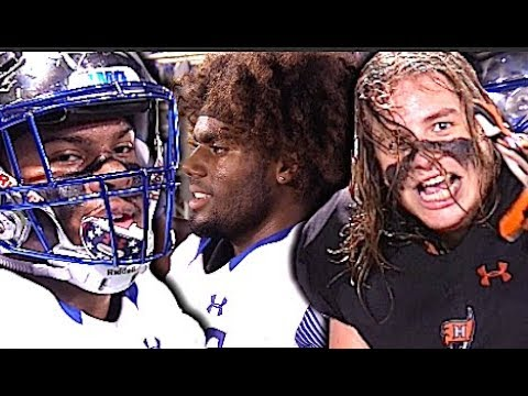 🔥 #2 In The Nation IMG Academy (FL) v Hoover (AL) - Action Packed Highlight Mix | 2017