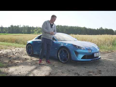 Exklusiver als der Porsche 718? 2019 Alpine A110 Premieré Edition - Review, Fahrbericht, Test