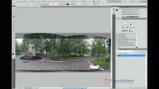 Как сделать панорамное фото в Photoshop?(В данном видеоуроке мы расскажем как сделать панорамное фото с помощью Photoshop. http://youtube.com/teachvideo - наш канал..., 2011-09-12T20:59:04.000Z)