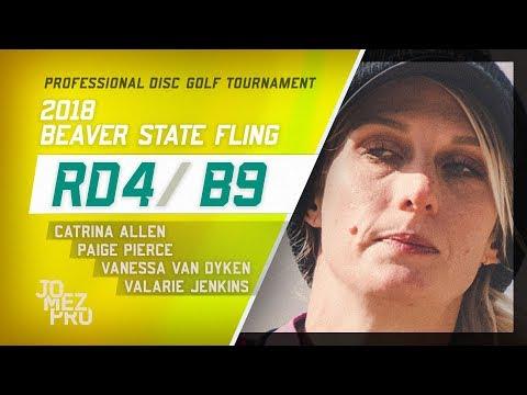 2018 Beaver State Fling | Final RD, B9, FPO | Allen, Pierce, Jenkins, Van Dyken