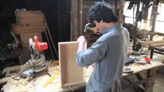 How to build a kamra-e-faoree (Afghan box camera)