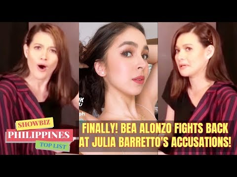 Julia NAPAHIYA sa LATEST POST ni Bea Alonzo at SAGOT Sa Kanya!
