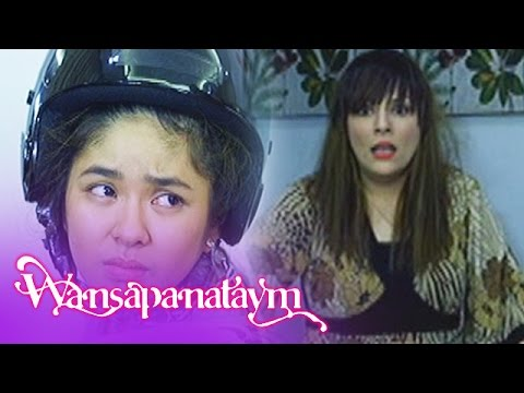 Wansapanataym: Cristy finds Goldie