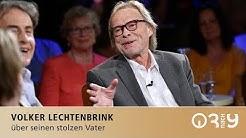 Volker Lechtenbrink über seine lebensbedrohliche Erkrankung und seinen stolzen Vater // 3nach9