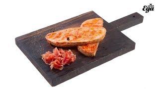 Пантумака. Простой рецепт испанской закуски