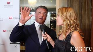 Powerful Interview with Sylvester Stallone Talking Faith & Rocky!!