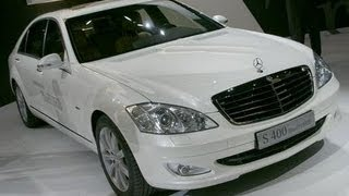 MERCEDES-BENZ S400 BlueHYBRID Videos