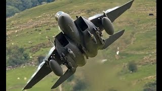 F-15 Strike Eagle   Show of Force
