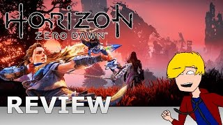 Horizon Zero Dawn - Game Review