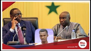 [Taxaw Seetlu] 3e Mandat, Limogeage Me Moussa Diop: La Réaction Ferme De Aly Ngouille Ndiaye