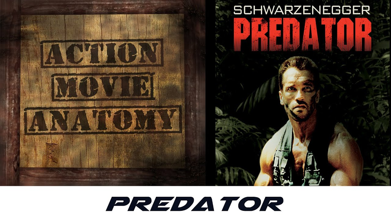 Predator Arnold Schwarzenegger Review Action Movie Anatomy Youtube