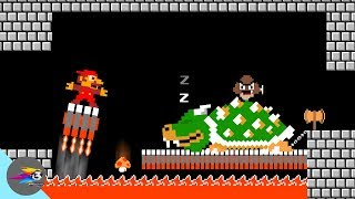NEW Super Mario extreme bloopers part 1