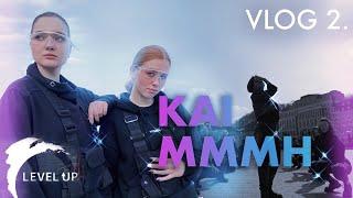 [VLOG] 'KAI - MMMH' BACKSTAGE // Dance Cover by LEVEL UP