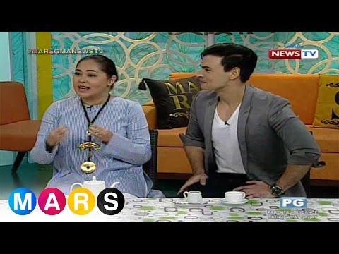 Mars Sharing Group: Angelu De Leon shares her life lessons