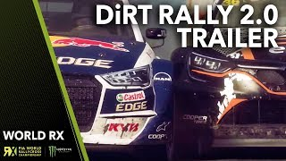 DiRT Rally 2.0 Trailer | World RX in Motion | FIA World Rallycross