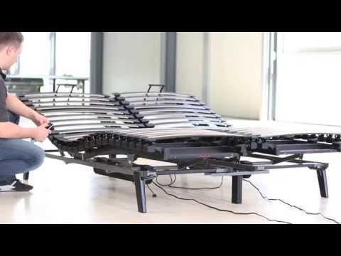 Swissflex assembly instructions - setting up synchronization