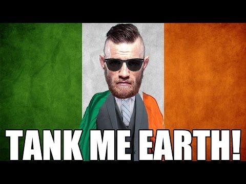 IRISH TAKEOVER!!!