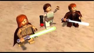 Мультфильм Игра Звездные войны ,Star wars Эпизод 2 Атака клонов часть 8
