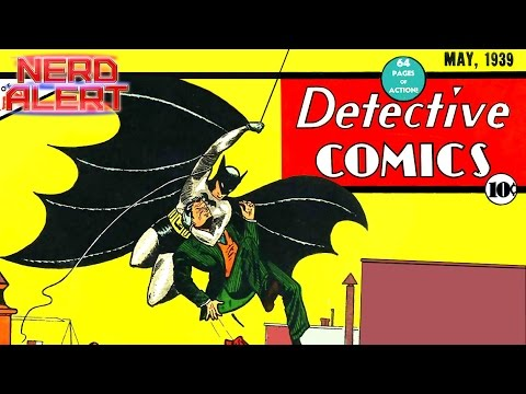 Bill Finger Finally Getting Credit for Batman