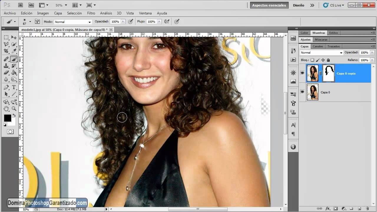 Como recortar una foto en photoshop cs5 15