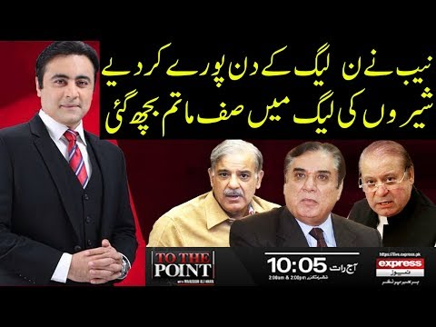 To The Point with Mansoor Ali Khan   15 December 2018   Express News