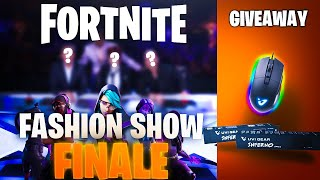 [SLO] Fortnite! Danes FINALE fashion showa in giveaway! ( !member !ig !commands )