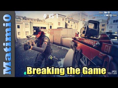 Breaking the Game - Rainbow Six Siege