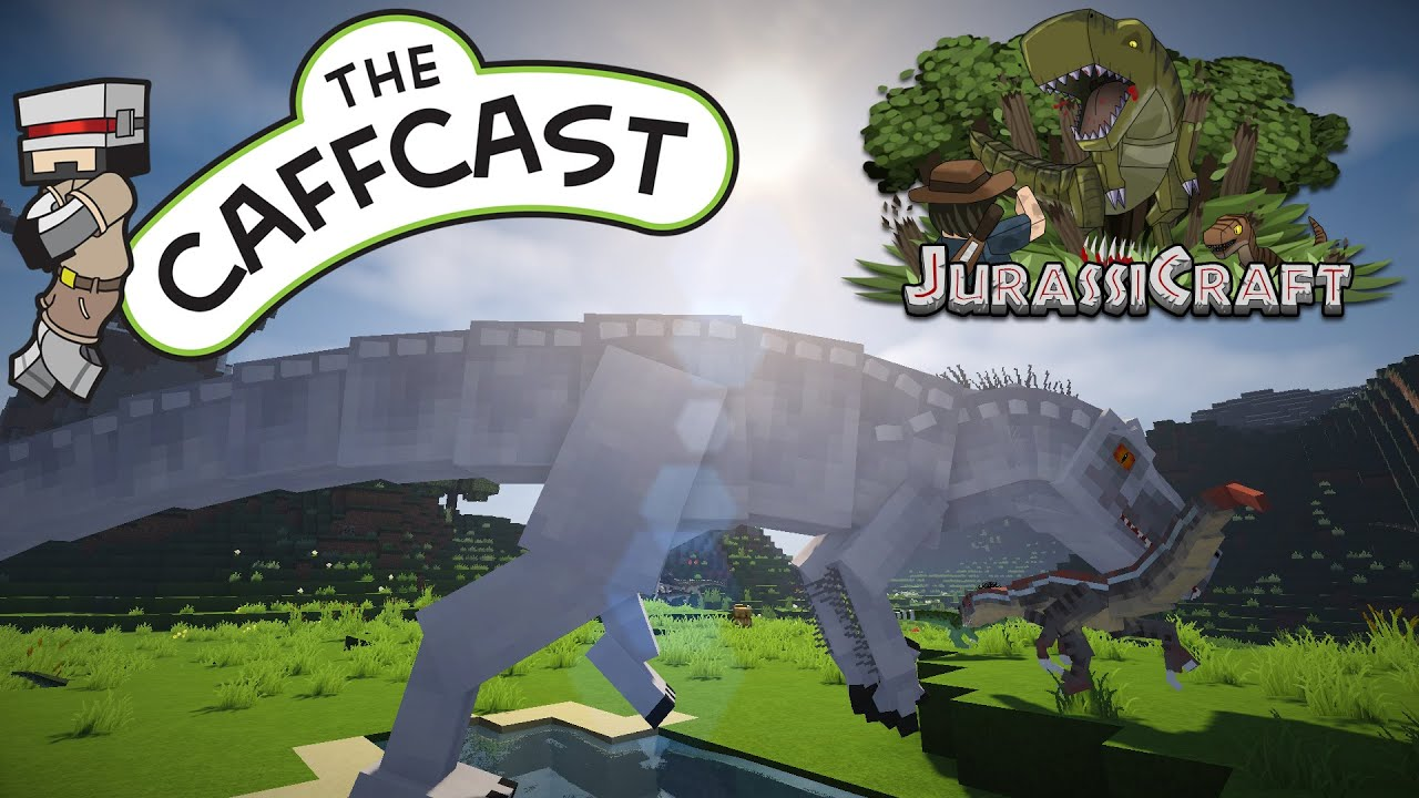 Jurassicraft 2 0 Official Pre Release Mod Showcase