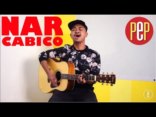 Nar Cabico Sings Tagalog version of Adele's Hello