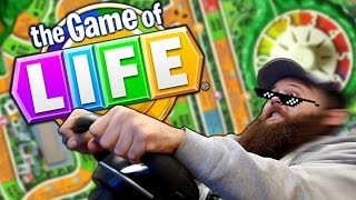 SPEED RUN THROUGH LIFE | Game of Life Gameplay