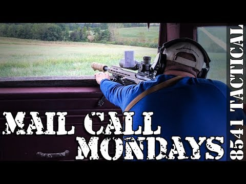 Mail Call Mondays Season 6 #23 - Chronographing, Factory Ammunition, Horus Reticles and Dope Cards.