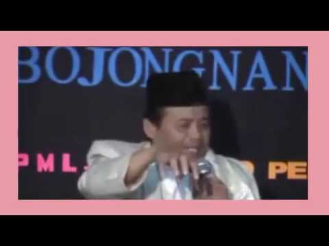 CERAMAH TERHEBAT Drs KH ZAINI NADHIF