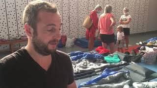 Feu de Martigues : le témoignage d'une personne évacuée par la mer